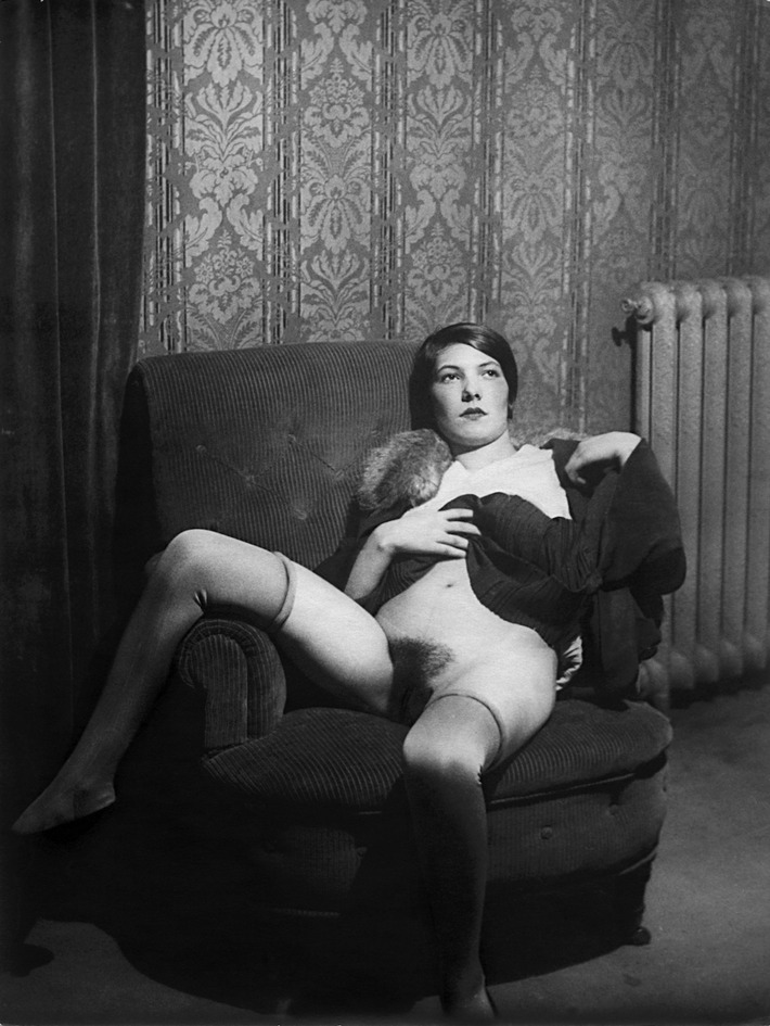 Charming Pornographic Photographs of French Prostitutes from the 1930s | Sex History | Scoop.it