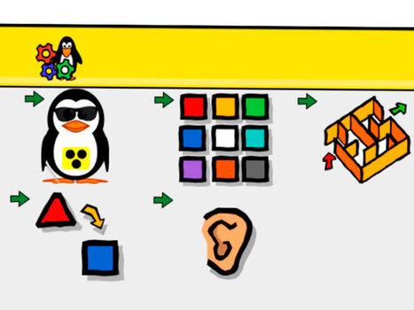 Para jugar, divertirte y aprender - Portal Aprender | Las tic en el aula (herramientas 2.0 ) | Scoop.it