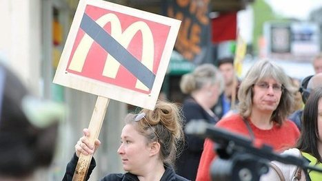 Australian Protestors Use Crowdfunding Platform To Stand Against McDonald's - PSFK | Crowdfunding World | Scoop.it