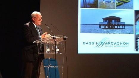 Bassin d'Arcachon, le SIBA présentait ses voeux 2016 au Palais des Congrès | SIBA La Revue de Presse | Scoop.it