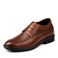 Black / Brown Men Elevator Dress Shoes height tall 6cm / 2.36inch | Elevator shoes for men | Scoop.it