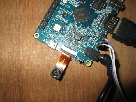 How to Use Orange Pi Camera in Linux (with Motion) | Embedded Systems News | Scoop.it