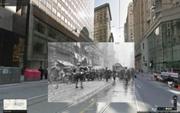World war one in Google Street View | Teacher Tools and Tips | Scoop.it
