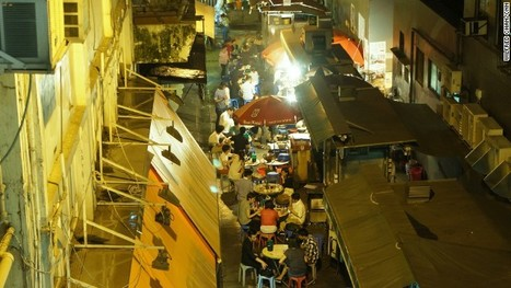 Hong Kong's Disappearing Outdoor Food Stalls | Travel & Tourism | Scoop.it