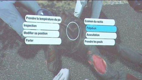 Dijon : les urgentistes se forment grâce à un programme de simulation virtuelle - France 3 Bourgogne   Gamification et Serious Game   Scoop.it