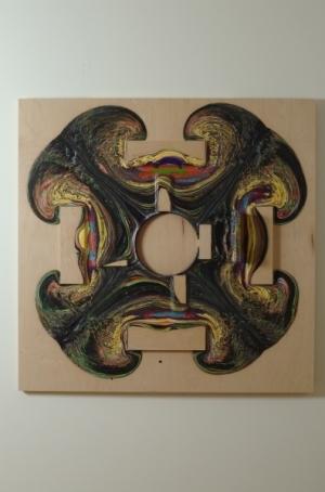 Poured on the Floor | artsnapper | Cris Val's Favorite Art Topics | Scoop.it