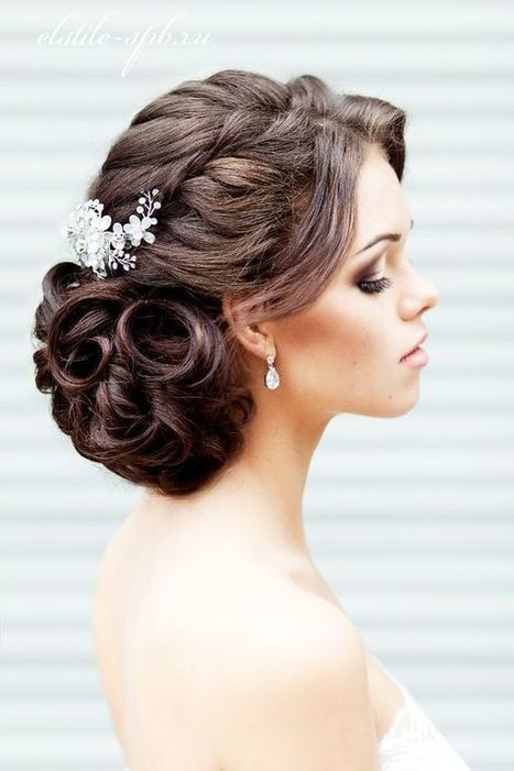 wedding hair styles | How To Love Your Hair (Care!) | Scoop.it