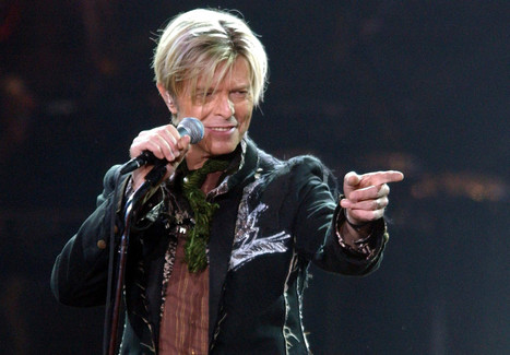 Remembering David Bowie through his 100 favorite books | Information documentaire | Scoop.it