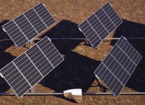 Kurzweil : Reducing the cost of solar power with mobile ROBOTS | Machines Pensantes | Scoop.it