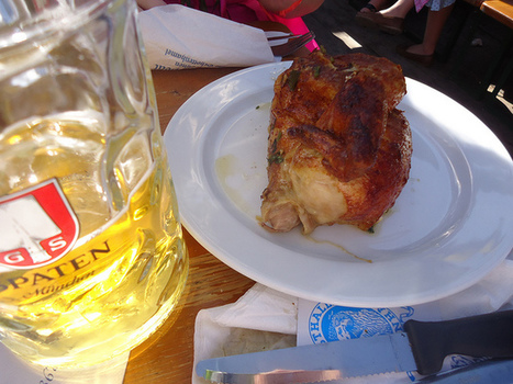 The 4 Things You Must Do At A German Beer Garden | International Beer News | Scoop.it
