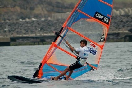 Ross Williams out front at the Formula Windsurfing Worlds + Video - Wake, Wind and Surf   Windsurfing   Scoop.it
