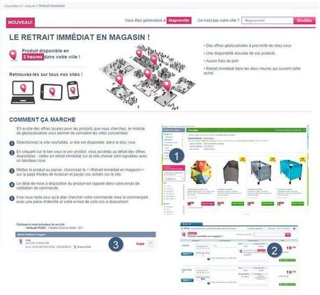 Comment Cdiscount concurrence la marketplace d'Amazon | Customer Marketing in Retail | Scoop.it