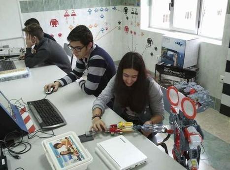 Programadores del futuro   Robótica Educativa tuXc Coaching   Scoop.it