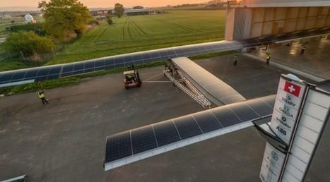 Solar Impulse 2 To Take Zero-Fuel Flight Around The World | DroneLand Times | Scoop.it