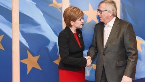 Nicola Sturgeon to meet with EU leaders | The Parliament Magazine | REPUBLIC OF CATALONIA TIMES | Scoop.it