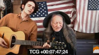 Willie Nelson's 'Hobbit 2' audition tape | Country Music Today | Scoop.it