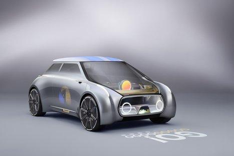 La Mini du 22e siècle est translucide et conçue pour l'auto-partage | News sur les Resaux Sociaux | Scoop.it