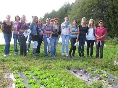 Aux Jardins de Clérigo, la commercialisation en circuit court , Theix 20/09/2012 - ouest-france.fr | Locavore | Manger Juste & Local | Scoop.it
