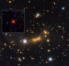 New mark for oldest, furthest galaxy - just 420 million years after the Big Bang | Amazing Science | Scoop.it