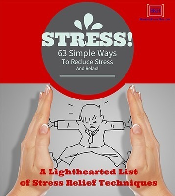 63 Simple Ways to Reduce Stress  - Boomers Know How | Social Media Marketing | Scoop.it