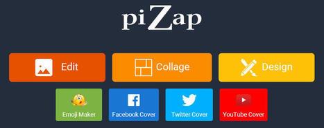 pizap…online Image Editor για αρχάριους! | web 2.0 in education | Scoop.it