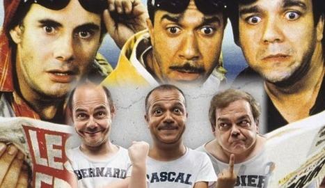 «Les trois frères, le retour»: Les inconnus au cinéma en 2014 | GossipWeek | Scoop.it