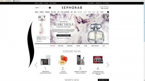 Brian Solis interviewe Julie Bornstein, SVP Digital Sephora : « Pourquoi Sephora parie-t-il sur le Digital Shopping » | Retail 3.0: Multi-Channel Retailers, Brands & Shoppers | Scoop.it