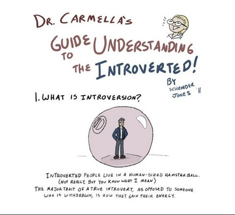 Your Guide To Interacting With An Introvert | Fast Company | :: The 4th Era :: | Scoop.it