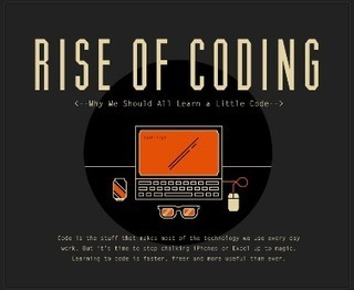 This Is Why Students Need to Learn Coding ~ Educational Technology and Mobile Learning | Pedagogy and Research Theory | Scoop.it
