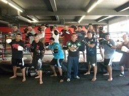Introducing Alliance Training Center's Muay Thai Class In San Diego | Alliance MMA | Scoop.it