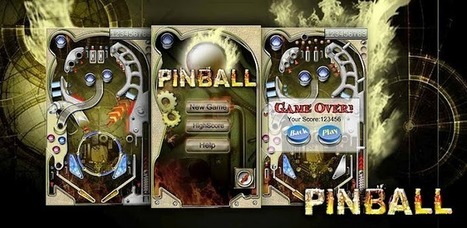 Flipper Pinball Classic - Applications Android sur GooglePlay | Android Apps | Scoop.it