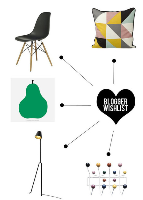5 Happy Inspirations: The Blogger Wishlist | Interior Design & Decoration | Scoop.it