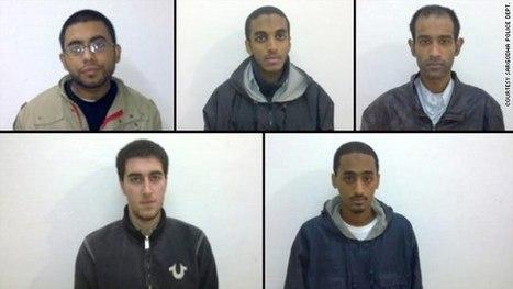 18 American Jihadist Terrorists | EnglishDefenceLeague News - Official EDL | Scoop.it
