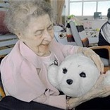 Robot pets equally effective for reliving loneliness | Pedegru | Animals Make Life Better | Scoop.it