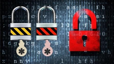 Top 10 Tech Security Basics Every Person Should Follow | Bazaar | Scoop.it