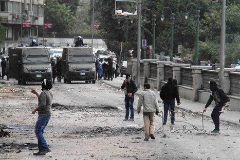 Égypte: le HCDH préoccupé par un projet de loi qui restreint le droit de rassemblement | Égypt-actus | Scoop.it
