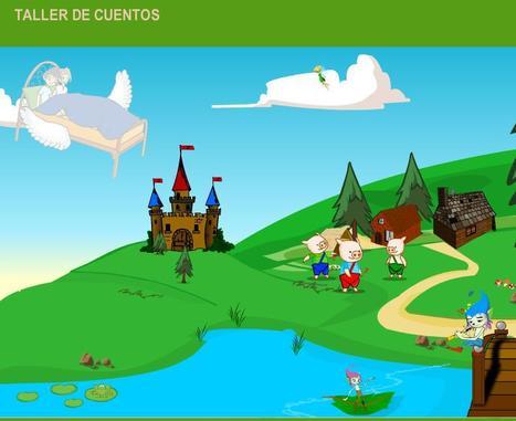 Taller de cuentos | Lengua, Literatura y TIC | Scoop.it