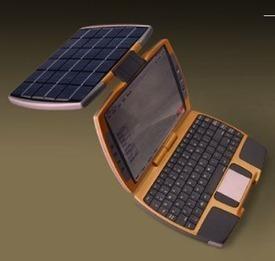 Premier ordinateur portable solaire | évolution de l'ordinateur | Scoop.it