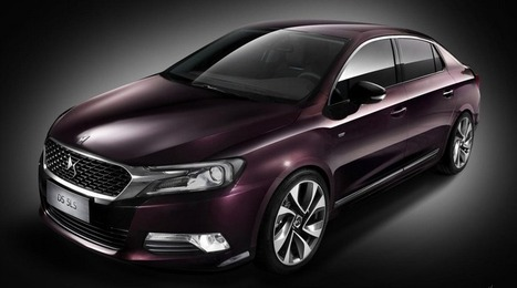 Citroën DS 5LS, estreno en marzo de 2014 en China en Latam Review | Cars Reviews and News | Scoop.it