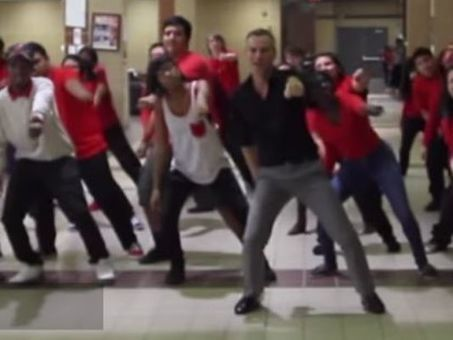WATCH: High school teacher wows with 'Uptown Funk' video | Personal Leadership Systems | Scoop.it
