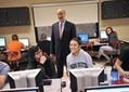 Wolf promotes budget plan during visit to Bellefonte Area High School   Wolf Administration Insults   Scoop.it