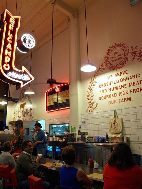 Belcampo Santa Monica   Los Angeles Restaurants   Scoop.it