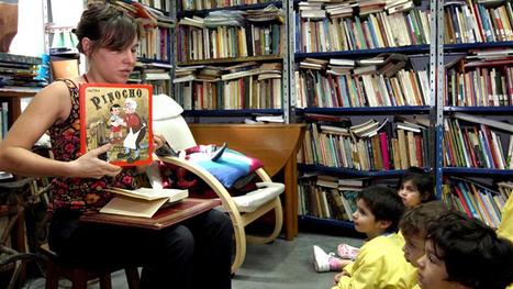 Mediadores de lectura: cómo guiar a los chicos en un laberinto de libros | Formar lectores en un mundo visual | Scoop.it