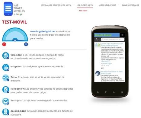 ¿Tu página Web está adaptada para móviles? | Juventud y TIC | Scoop.it