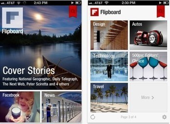 Flipboard Isn't Just For The iPad Anymore | Collateral Websurfing | Scoop.it