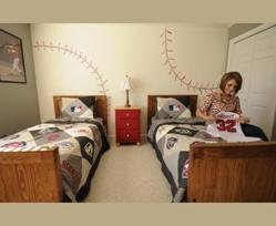 Pinterest inspires design for Ringgold boy's bedroom | Bedroom Decor | Scoop.it