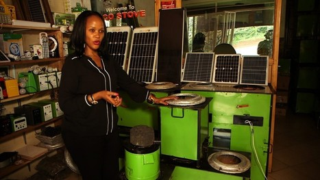 This 'eco-stove' does more than cook your dinner - CNN.com | Sustain Our Earth | Scoop.it