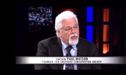 Sea Shepherd Founder > @CaptPaulWatson  to Bill Maher: Covering the ills against our #Oceans ~ true 'heroes' with dignity* | Rescue our Ocean's & it's species from Man's Pollution! | Scoop.it