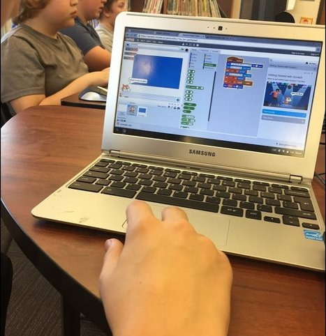 Perspectives on Teaching Code in Elementary Schools | E-Learning - Lernen mit digitalen Medien | Scoop.it