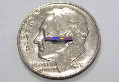 Lidar : ce minuscule capteur va donnerune vue perçante aux robots | Une nouvelle civilisation de Robots | Scoop.it